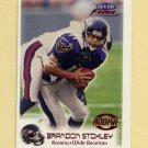 1999 Fleer Focus Football #131 Brandon Stokley RC - Baltimore Ravens /3850 ExMt