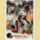 1999 Fleer Focus Football #122 Reginald Kelly RC - Atlanta Falcons /3850