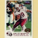 1999 Fleer Focus Football #114 David Boston RC - Arizona Cardinals /3850