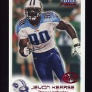 1999 Fleer Focus Football #107 Jevon Kearse RC - Tennessee Titans