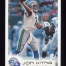 1999 Fleer Focus Football #080 Jon Kitna - Seattle Seahawks