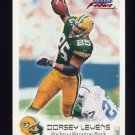 1999 Fleer Focus Football #052 Dorsey Levens - Green Bay Packers