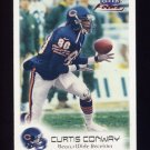 1999 Fleer Focus Football #013 Curtis Conway - Chicago Bears