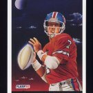 1992 Fleer Football #471 John Elway PV - Denver Broncos