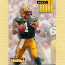 1994 Skybox Impact Football #092 Brett Favre - Green Bay Packers