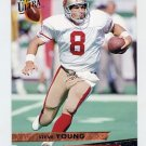 1993 Ultra Football #444 Steve Young - San Francisco 49ers