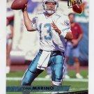 1993 Ultra Football #258 Dan Marino - Miami Dolphins