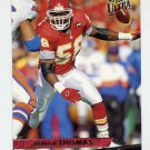 1993 Ultra Football #209 Derrick Thomas - Kansas City Chiefs