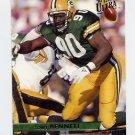 1993 Ultra Football #140 Edgar Bennett - Green Bay Packers