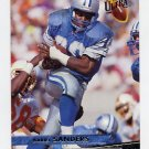1993 Ultra Football #135 Barry Sanders - Detroit Lions