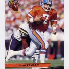 1993 Ultra Football #111 John Elway - Denver Broncos