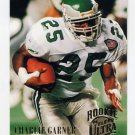 1994 Ultra Football #474 Charlie Garner RC - Philadelphia Eagles NM-M