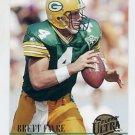 1994 Ultra Football #107 Brett Favre - Green Bay Packers