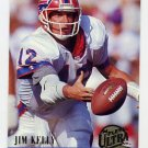 1994 Ultra Football #027 Jim Kelly - Buffalo Bills