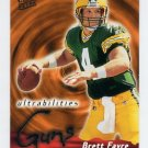 1995 Ultra Football Ultrabilities #09 Brett Favre - Green Bay Packers