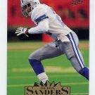 1995 Ultra Football #365 Deion Sanders - Dallas Cowboys