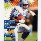 1995 FACT Fleer Shell Football #101 Barry Sanders - Detroit Lions NM-M