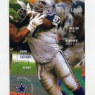 1995 FACT Fleer Shell Football #072 Russell Maryland - Dallas Cowboys