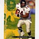 1995 FACT Fleer Shell Football #066 Craig Heyward - Atlanta Falcons ExMt