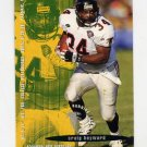 1995 FACT Fleer Shell Football #066 Craig Heyward - Atlanta Falcons NM-M