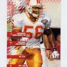 1995 FACT Fleer Shell Football #063 Hardy Nickerson - Tampa Bay Buccaneers