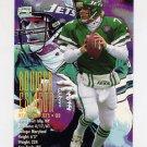 1995 FACT Fleer Shell Football #056 Boomer Esiason - New York Jets ExMt