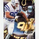 1995 FACT Fleer Shell Football #046 Steve Emtman - Indianapolis Colts