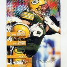 1995 FACT Fleer Shell Football #044 John Jurkovic - Green Bay Packers