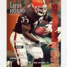 1995 FACT Fleer Shell Football #008 Leroy Hoard - Cleveland Browns NM-M