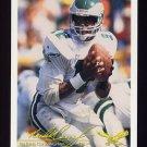 1994 FACT Fleer Shell Football #83 Randall Cunningham - Philadelphia Eagles