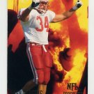 1994 Fleer Football Prospects #02 Trev Alberts - Indianapolis Colts