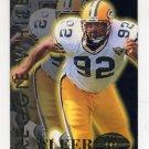 1994 Fleer Football All-Pros #22 Reggie White - Green Bay Packers