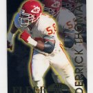 1994 Fleer Football All-Pros #19 Derrick Thomas - Kansas City Chiefs