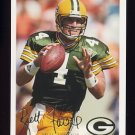 1994 Fleer Football #168 Brett Favre - Green Bay Packers