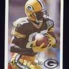 1994 Fleer Football #165 Robert Brooks - Green Bay Packers
