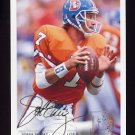 1994 Fleer Football #135 John Elway - Denver Broncos