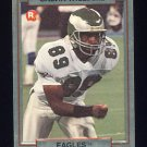 1990 Action Packed Rookie Update Football #50 Calvin Williams RC - Philadelphia Eagles
