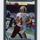 1990 Action Packed Football #271 Gary Clark - Washington Redskins