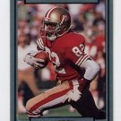 1990 Action Packed Football #249 John Taylor - San Francisco 49ers
