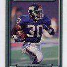 1990 Action Packed Football #186 Dave Meggett - New York Giants