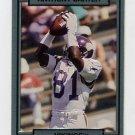 1990 Action Packed Football #152 Anthony Carter - Minnesota Vikings