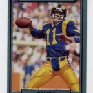 1990 Action Packed Football #135 Jim Everett - Los Angeles Rams