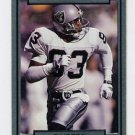 1990 Action Packed Football #126 Willie Gault - Los Angeles Raiders