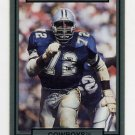 1990 Action Packed Football #055 Ed Too Tall Jones - Dallas Cowboys