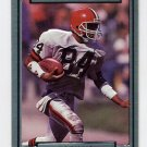 1990 Action Packed Football #049 Webster Slaughter - Cleveland Browns