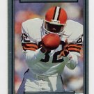 1990 Action Packed Football #048 Ozzie Newsome - Cleveland Browns