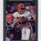 1990 Action Packed Football #043 Bernie Kosar - Cleveland Browns