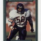 1990 Action Packed Football #029 Mike Singletary - Chicago Bears