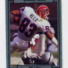 1990 Action Packed Football #017 Andre Reed - Buffalo Bills