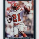 1990 Action Packed Football #009 Deion Sanders - Atlanta Falcons